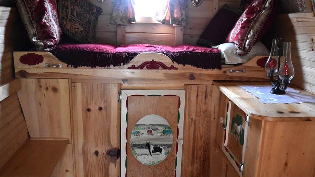 Vardoo Sleeping quarters