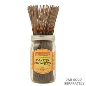 11 in Traditional Stick Incense: Baking Brownies