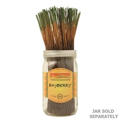 11 in Traditional Stick Incense: Bayberry