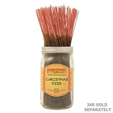 11 in Traditional Stick Incense: Christmas Kiss