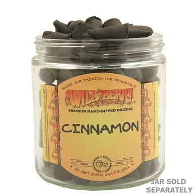 Cinnamon incense cones