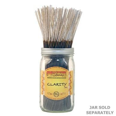 11 in Traditional Stick Incense: Clarity