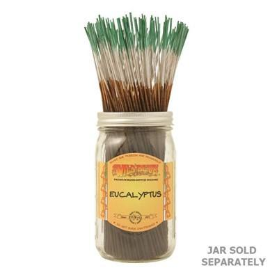 11 in Traditional Stick Incense: Eucalyptus