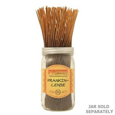 11 in Traditional Stick Incense: Frankincense