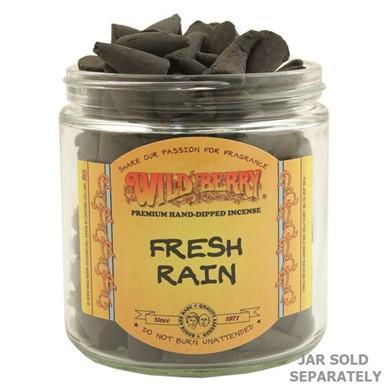 Fresh Rain incense cones