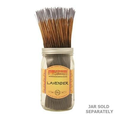 11 in Traditional Stick Incense: Lavender
