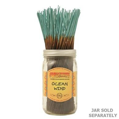 11 in Traditional Stick Incense: Ocean Wind