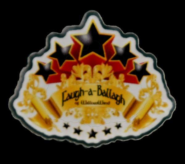 5-Stars Acrylic Pin